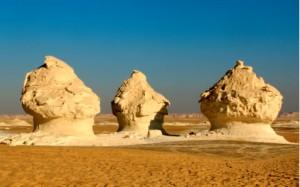 DA�sert blanc A�gypte