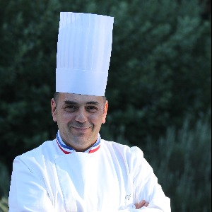 Le Chef Frank Ferigutti