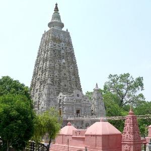 Le temple de Mahabodi
