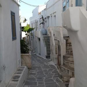 Ruelle du village de Kastro