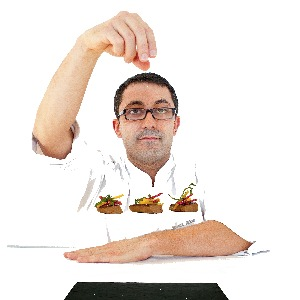 Le Chef Jérôme Bourcié